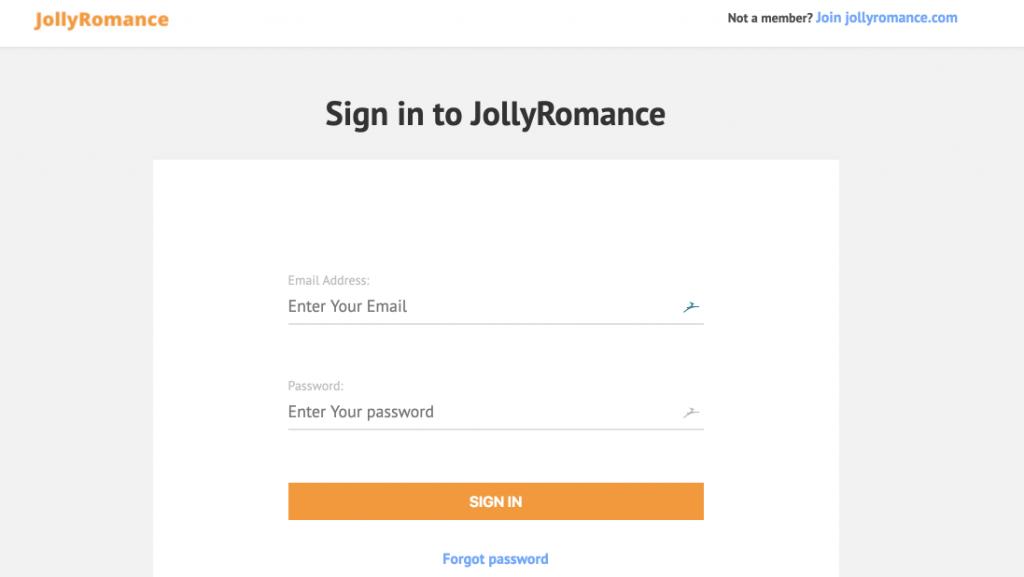 JollyRomance.com Review