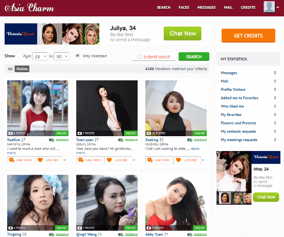 Asiacharm.Com Review