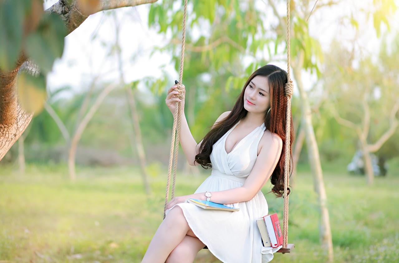tender Philippine girl